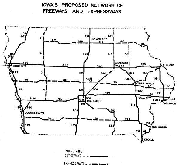 1960s_Era_Iowa_Interstate_Plan