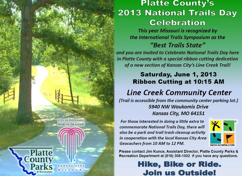 National_Trails_Day_Platte_County_Trails_Line_Creek