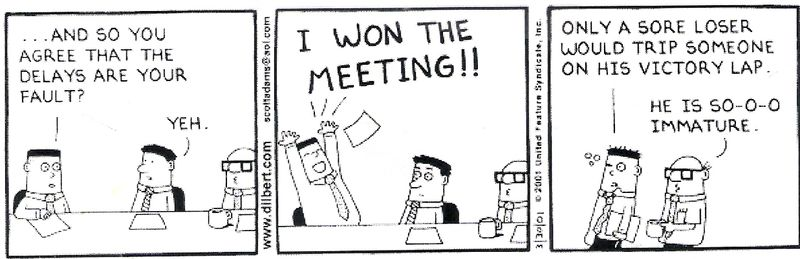 Dilbert-meeting