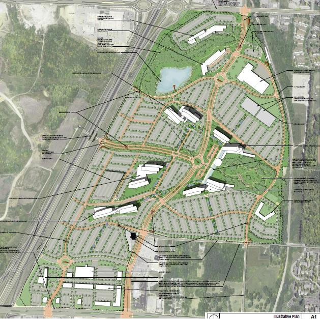 New Cerner Campus at Bannister - The Line Creek Loudmouth