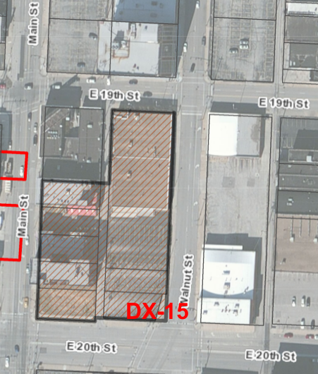 City Club Apartments Crossroads Proposal