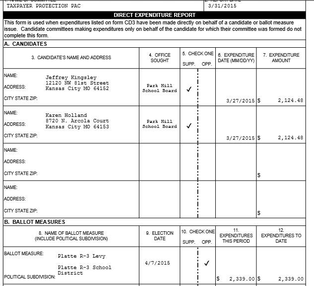 TaxpayerProtectionPAC033115-expenses