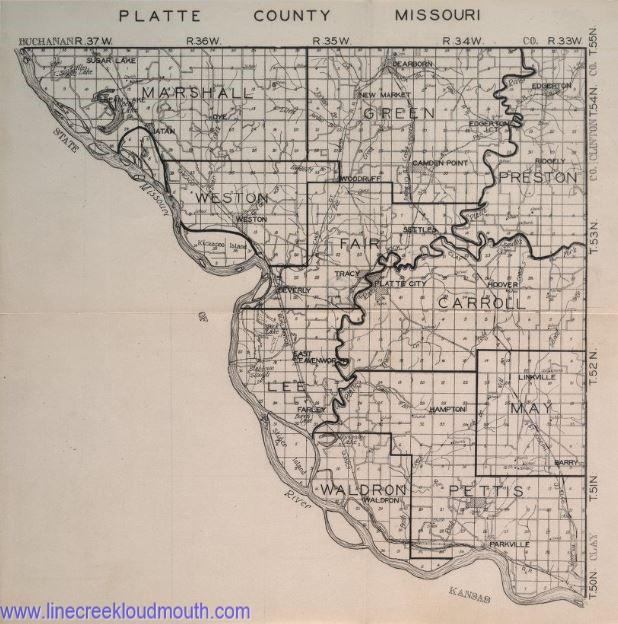 Platbook-county